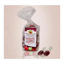 Bonbons à la pulpe de Framboise