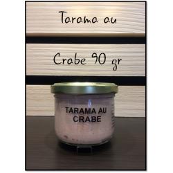 Tarama au crabe