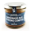 Sardinade citron confit 0.090g