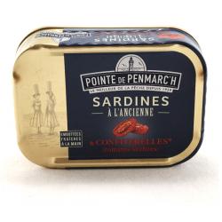 Filet de sardines à la sauce tomate 0.095g