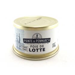 Foie de Lotte à la Fleur de Sel 0.135gr
