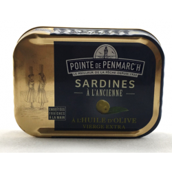 Sardine Huile d'olive 0.115g