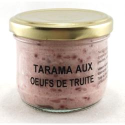 Tarama aux oeufs de truite