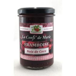 Confiture Framboise / Noix de Coco