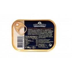 Filets de Sardines à la moutarde à l'ancienne