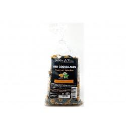 Mini coquillages Curry et Spiruline