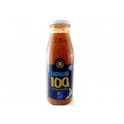 Bisque de Homard bleu 100% Pêche Durable
