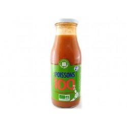 Soupe de Poissons 100% Agriculture Responsable