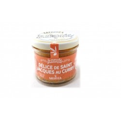 Délice de Saint Jacques au Curry 0.090g