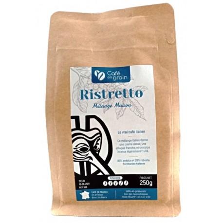 Café mélange maison RISTRETTO Mixé