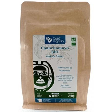 Café D'Ethiopie DJIMMAH Mixé 250g