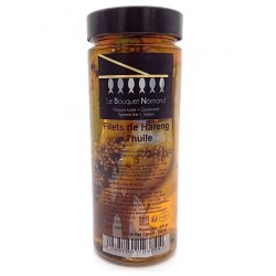 Le bocal de hareng à l'huile
