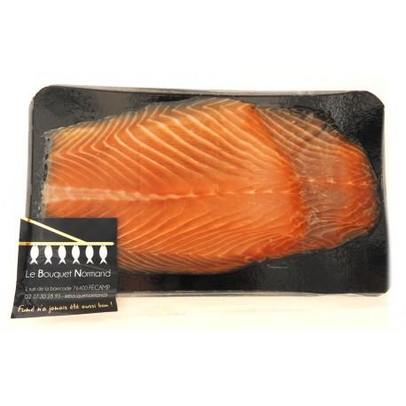 saumon fumé Ecosse 2 tranches